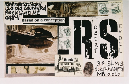 Mail Art 2001, Mixed Media